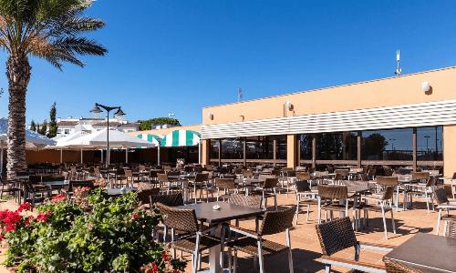 Camping Playa Brava Restaurant