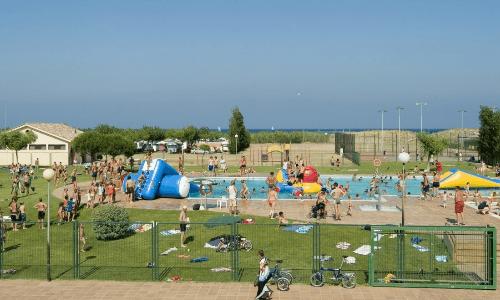 Camping Playa Brava Zwembad Glijbanen